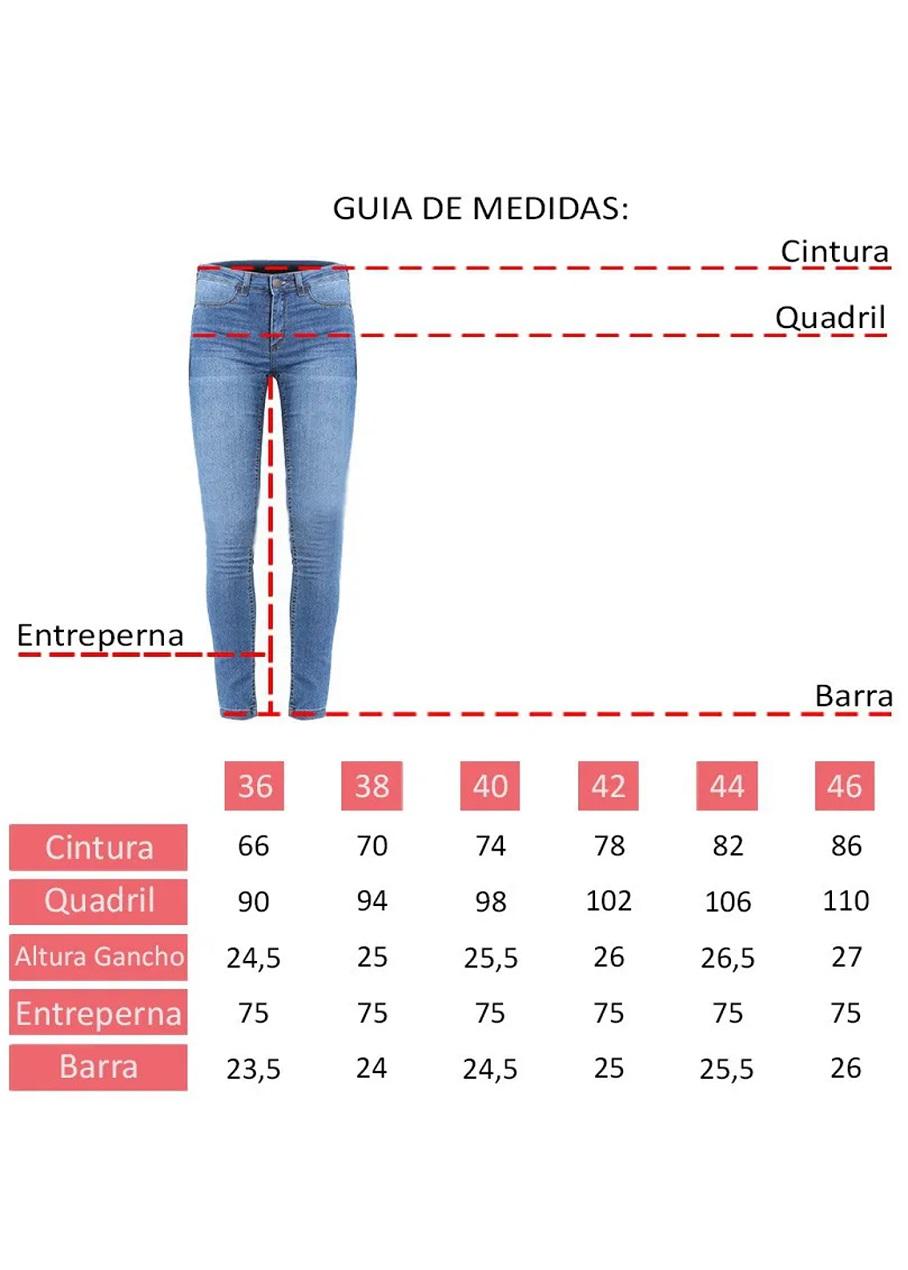 Calça Feminina Anticorpus 12660