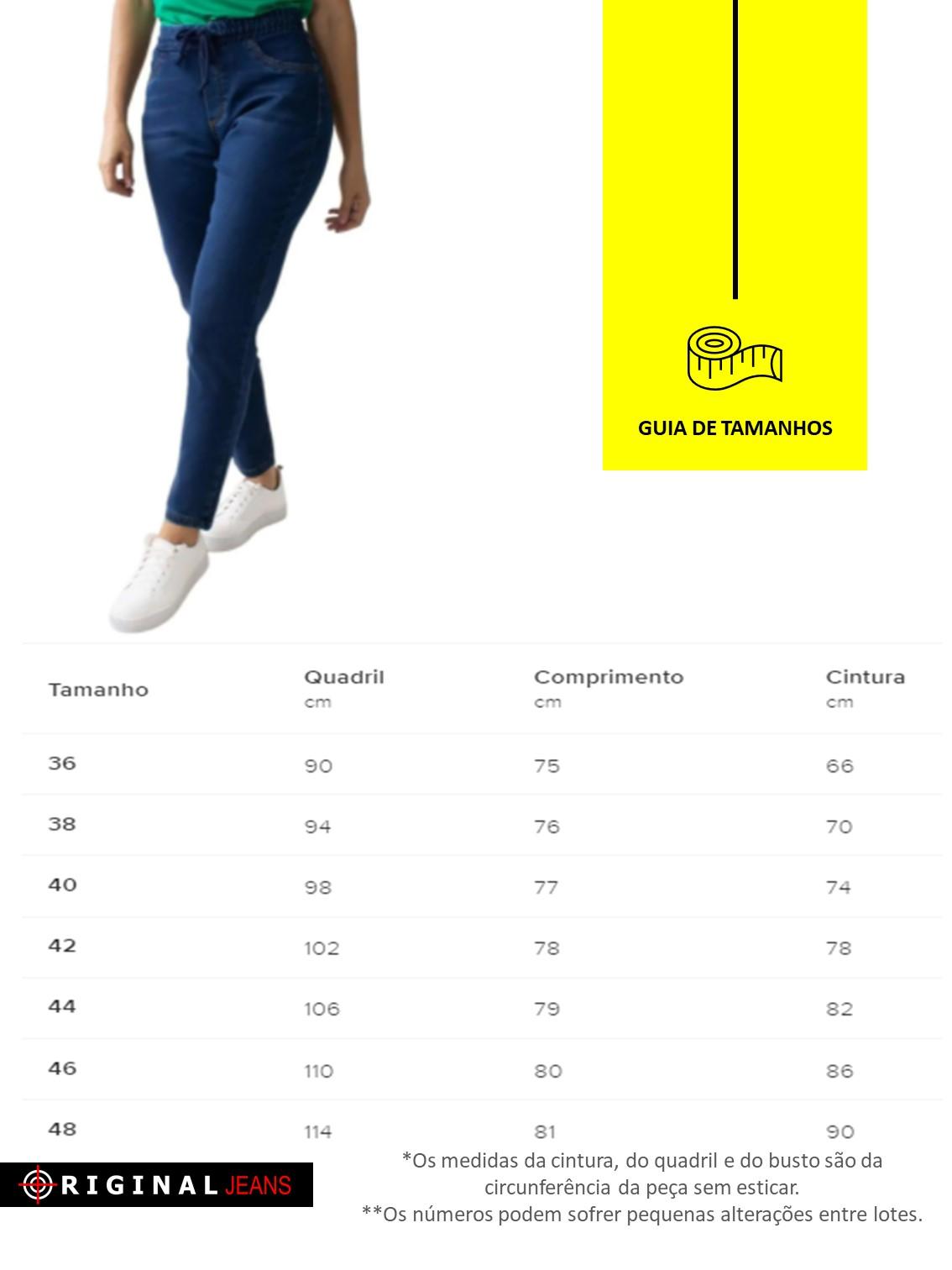 Calça Feminina Anticorpus 13453