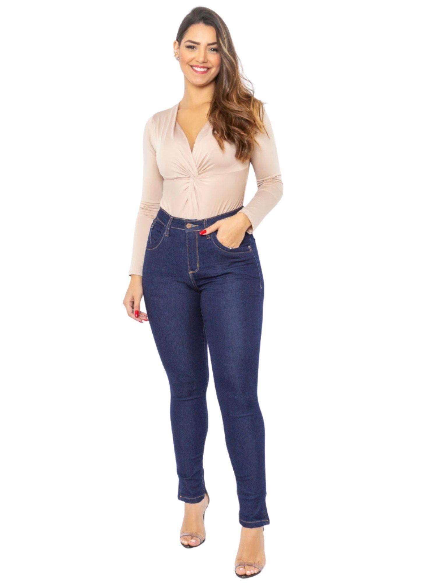 Calça Feminina Cigarrete Tnw Jeans 43856