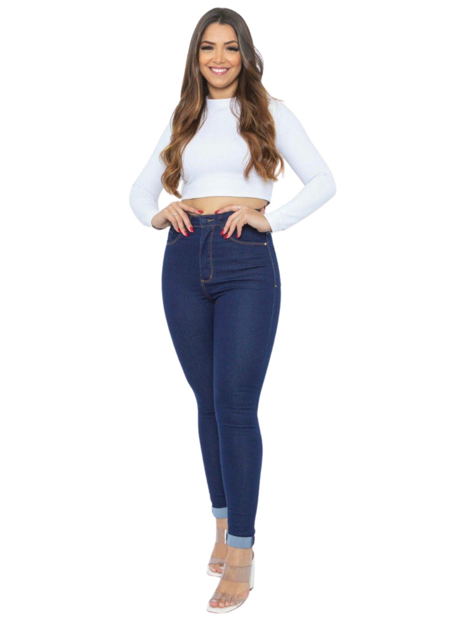 Calça Feminina Cigarrete Tnw Jeans 43935