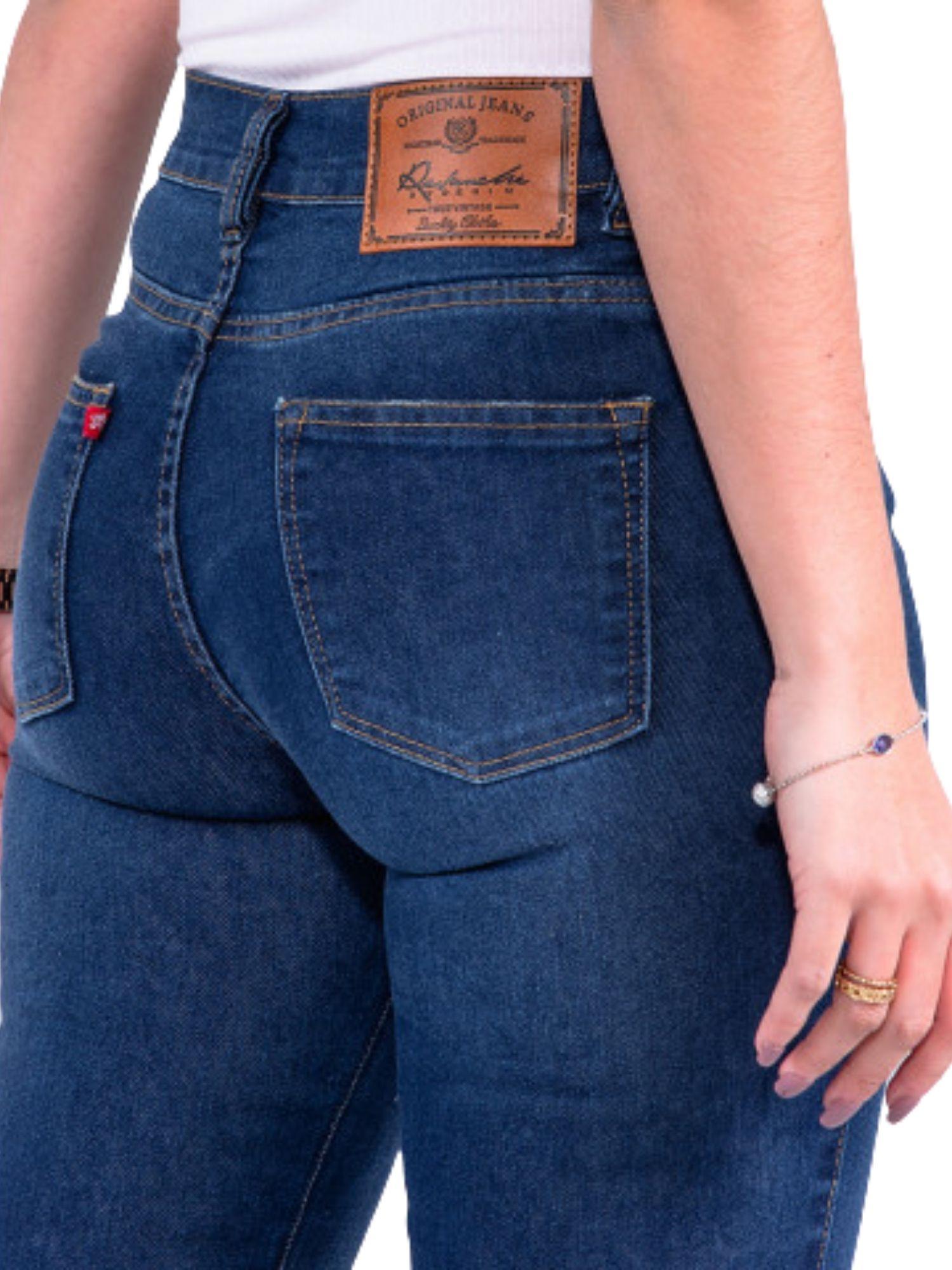 Calça Feminina Cigarrete Tradicional Revanche  200001