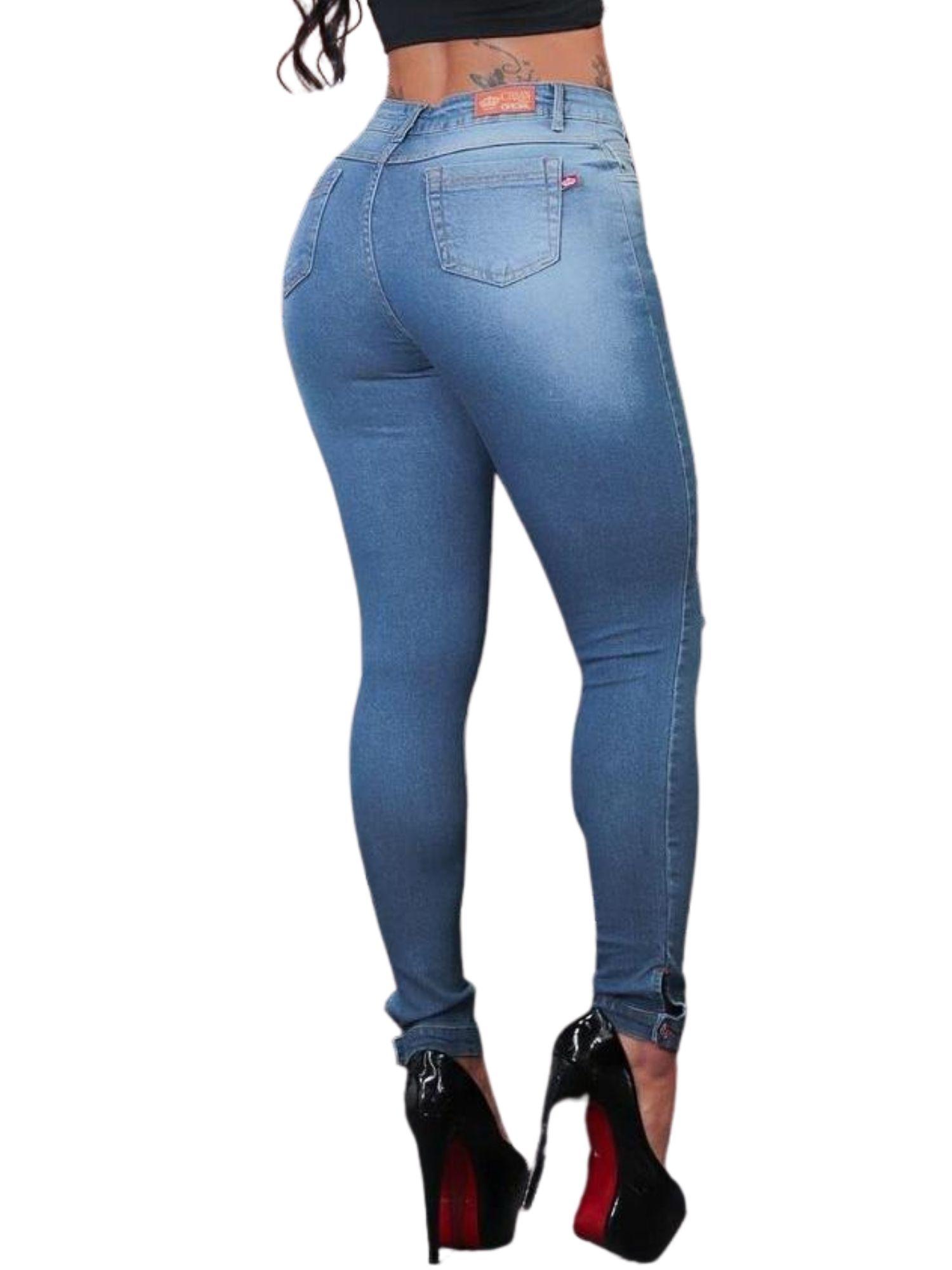 Calça Feminina Jeans Carmen 1021