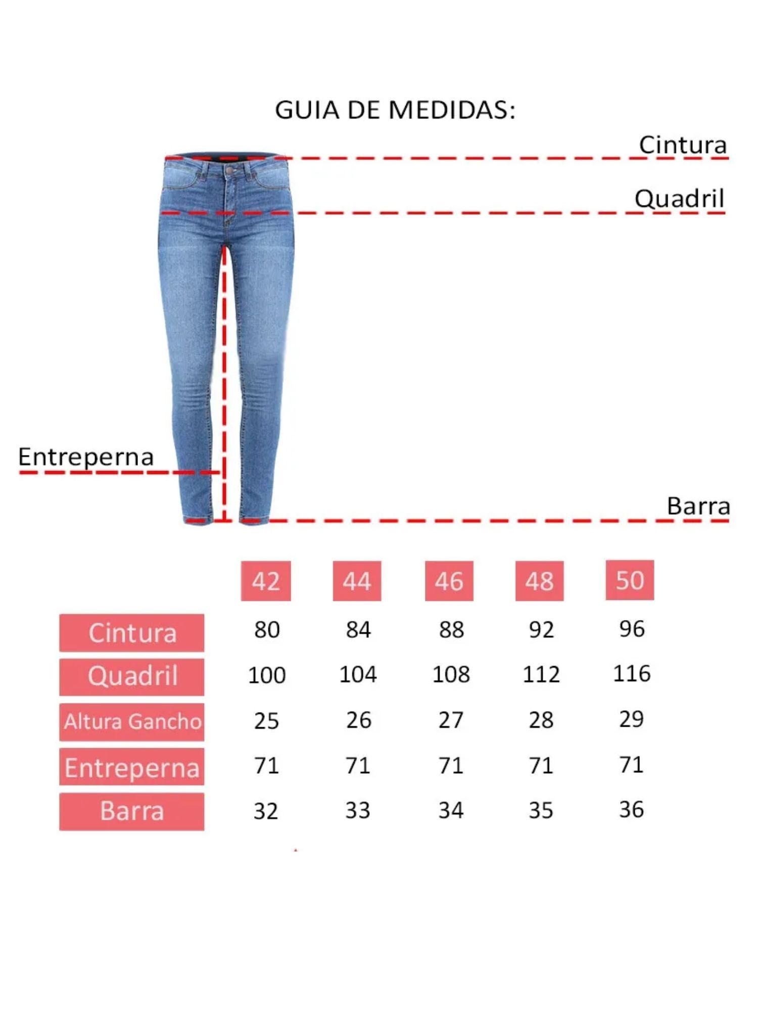 Calça Feminina Plus Size Anticorpus  13477