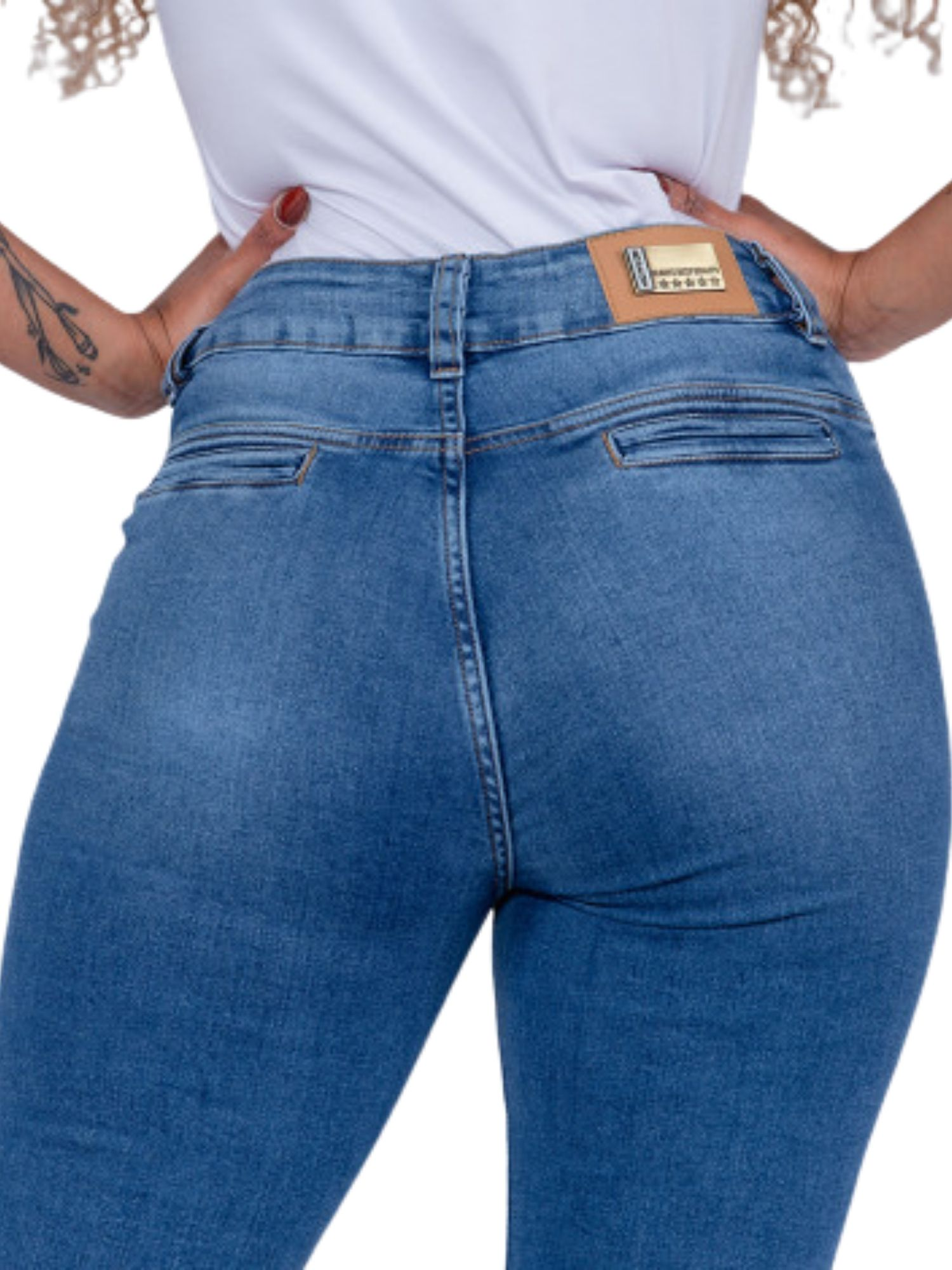 Calça Feminina Sem Bolso Revanche  29898