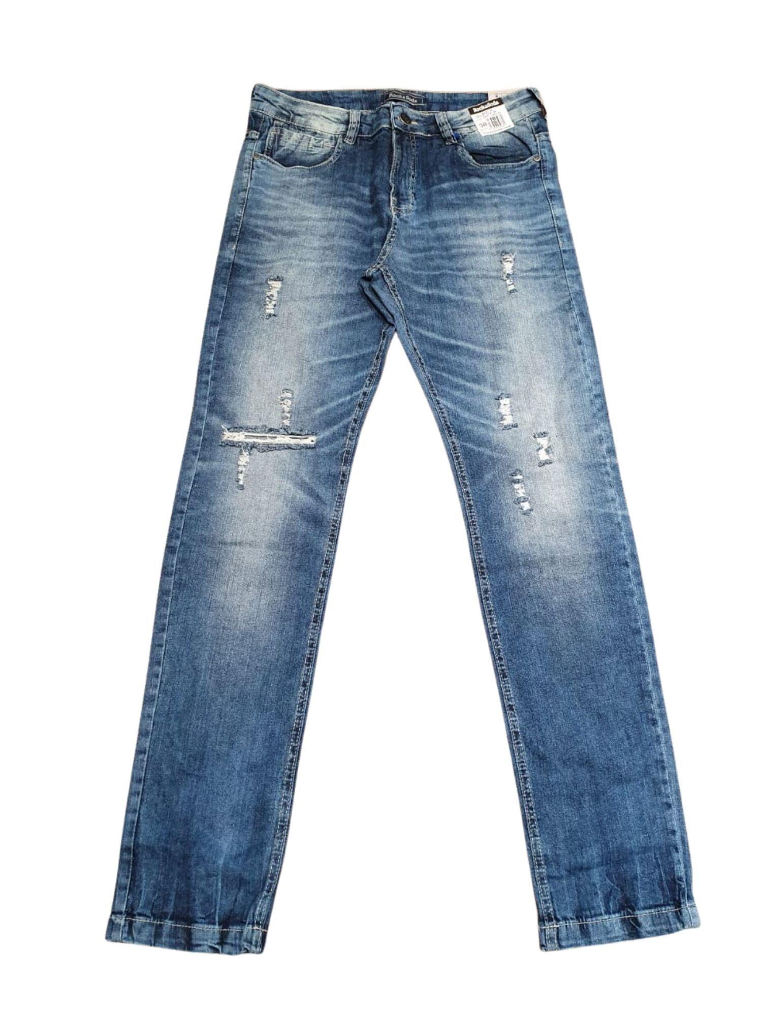 Calça Masculina Jeans Rock Soda  37308