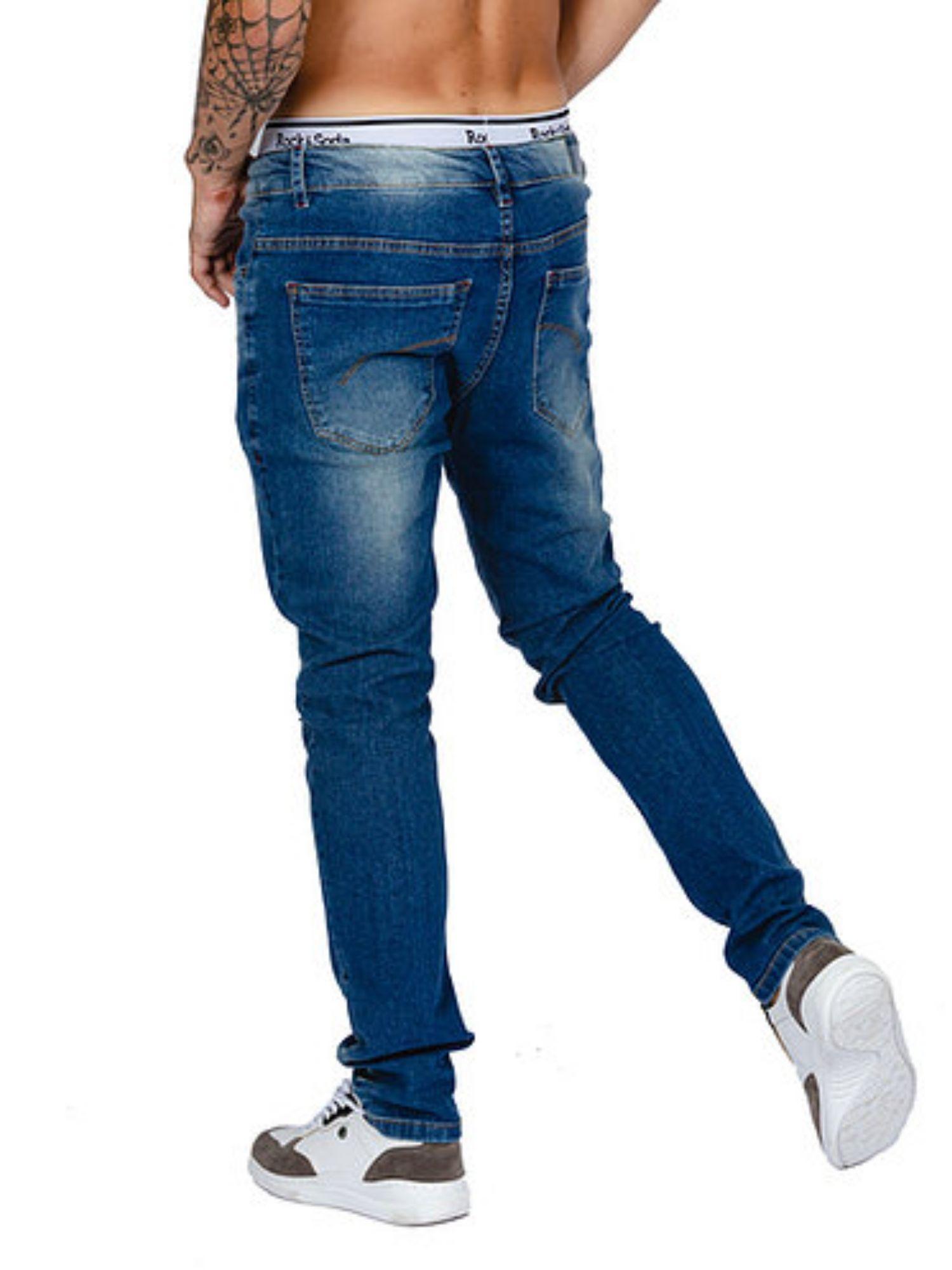 Calça Masculina Jeans Rock Soda  37998
