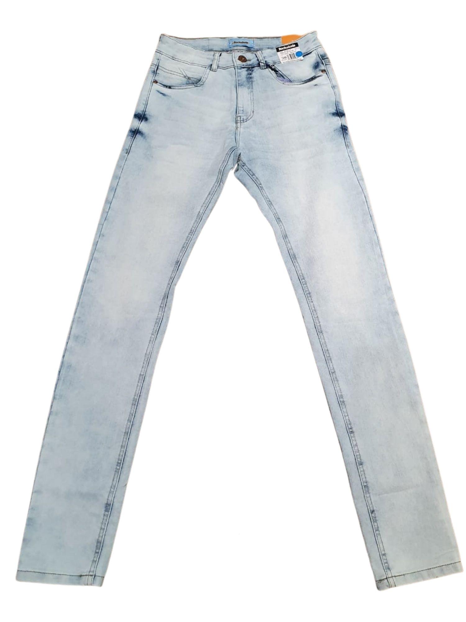Calça Masculina Jeans Rock Soda  38655