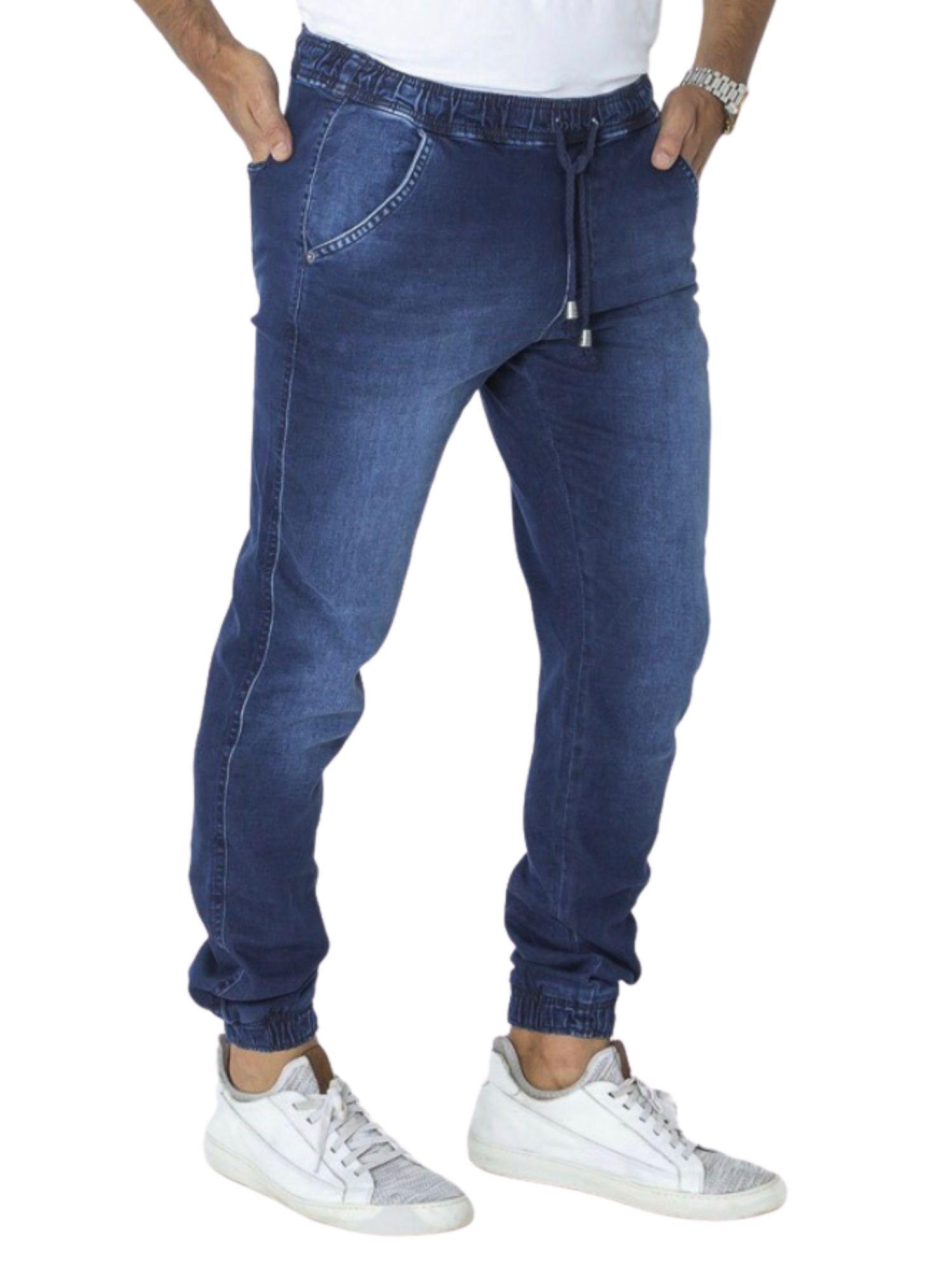 Calça Masculina Jogging Tnw Jeans 91715