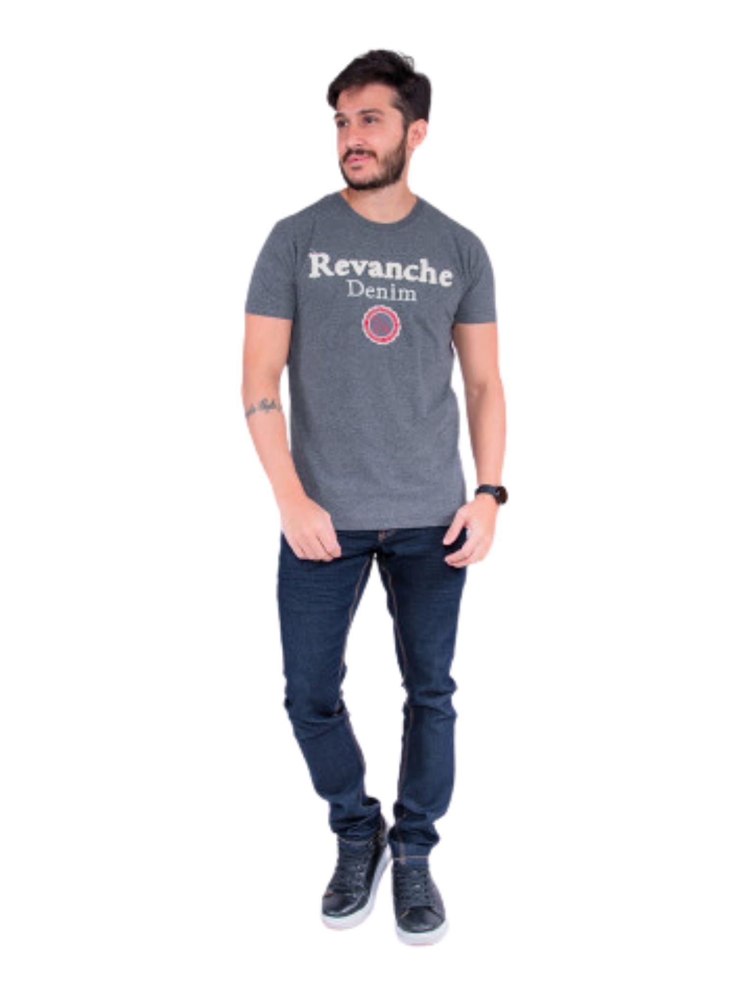 Calça Masculina Reta Revanche  103884