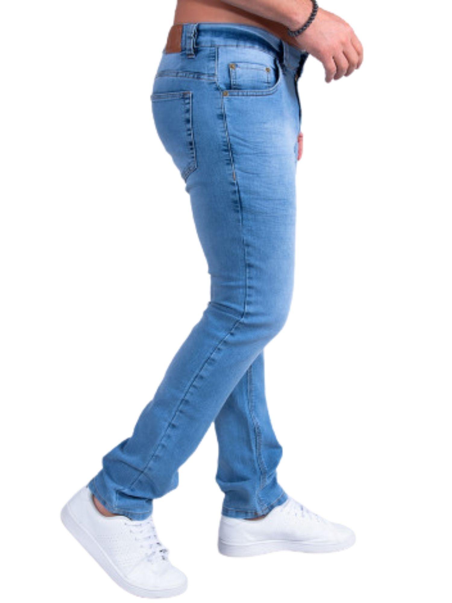 Calça Masculina Reta Revanche  103919