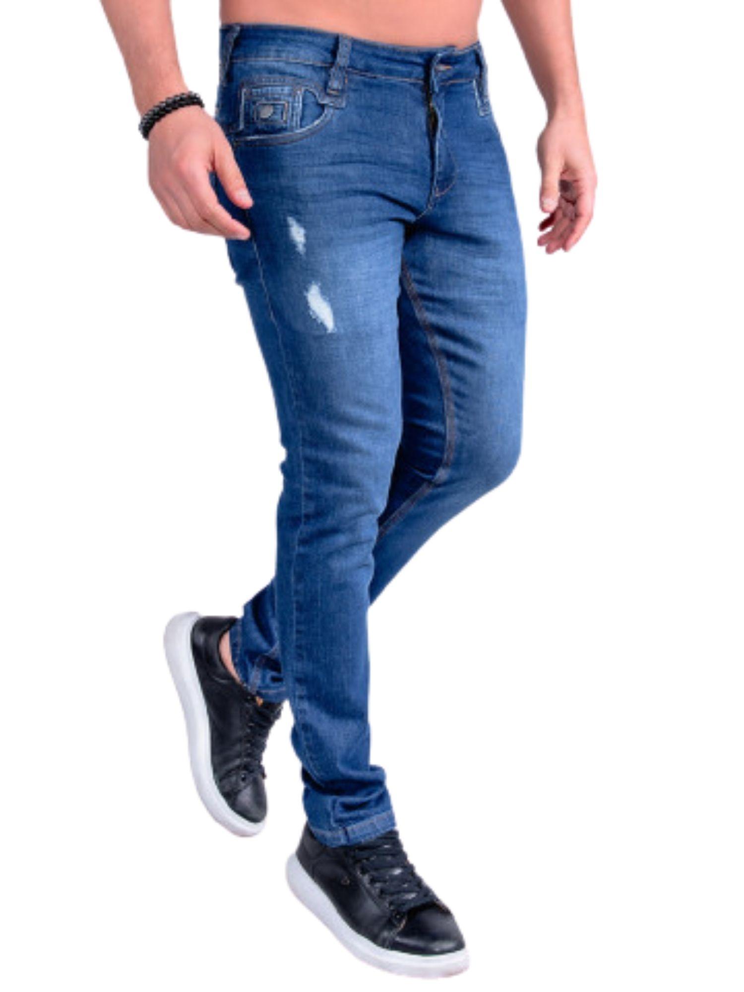 Calça Masculina Skinny Revanche  103925