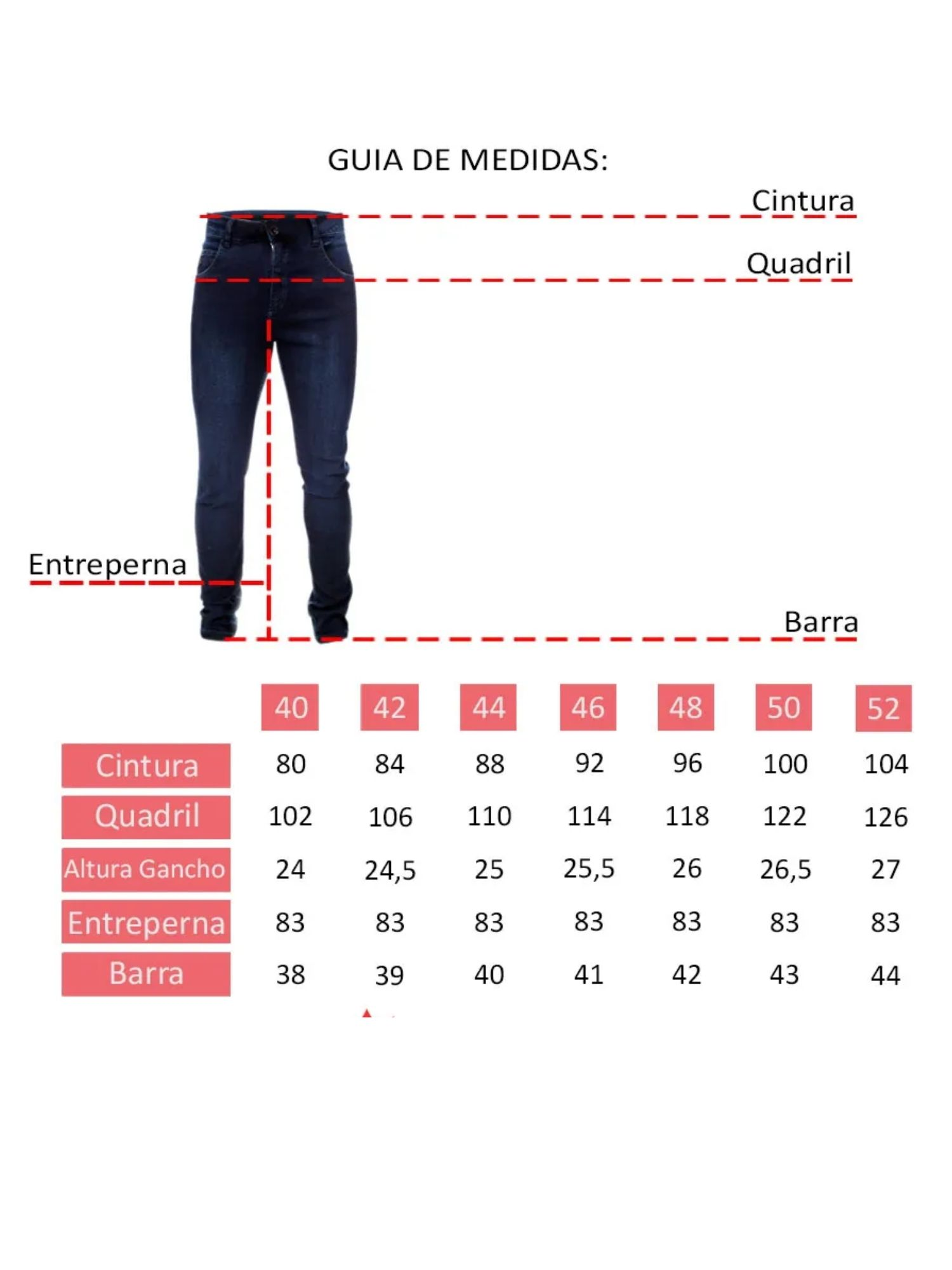 Calça Masculina Slim Anticorpus  22402