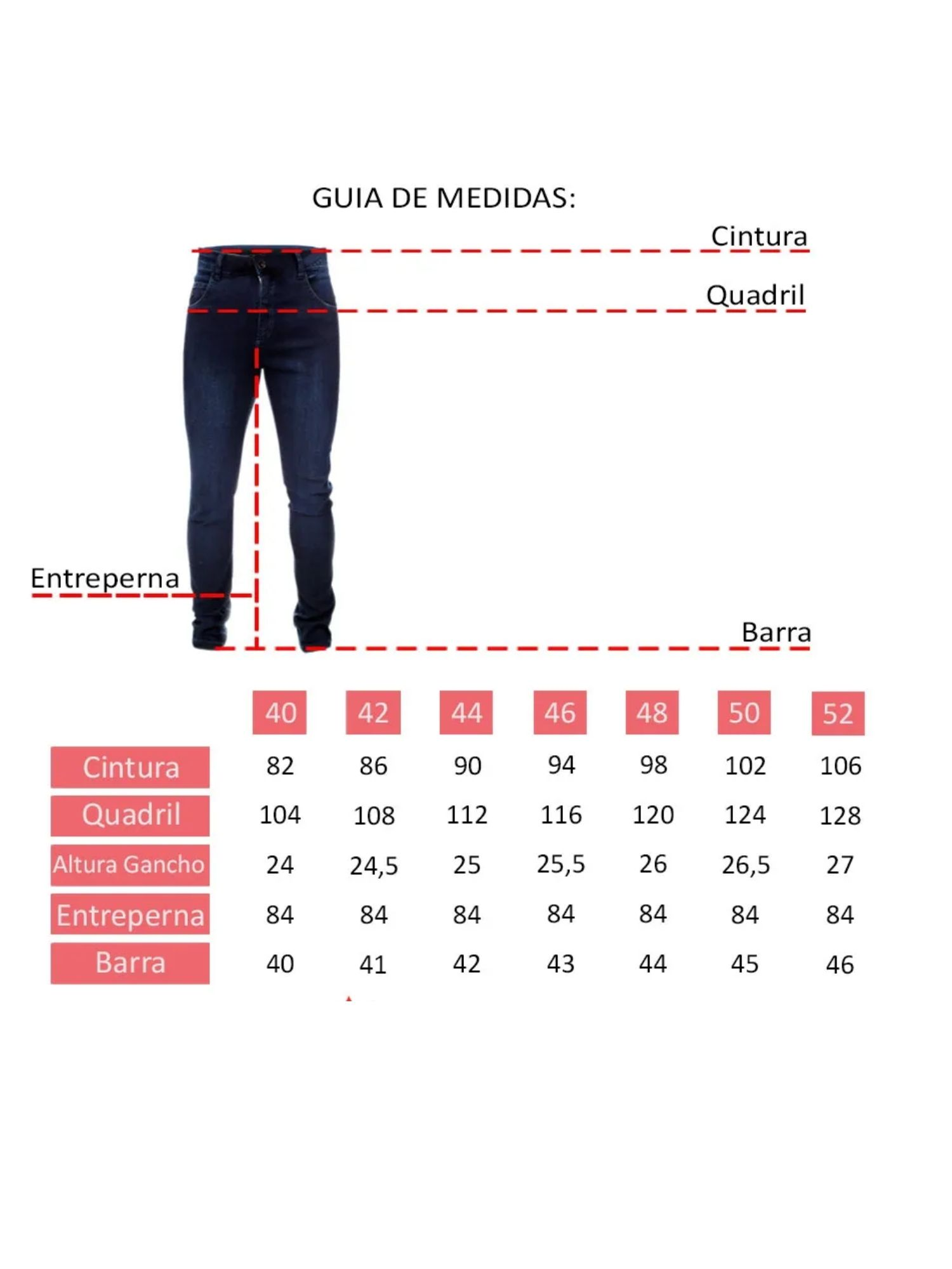 Calça Masculina Slim Anticorpus  22414