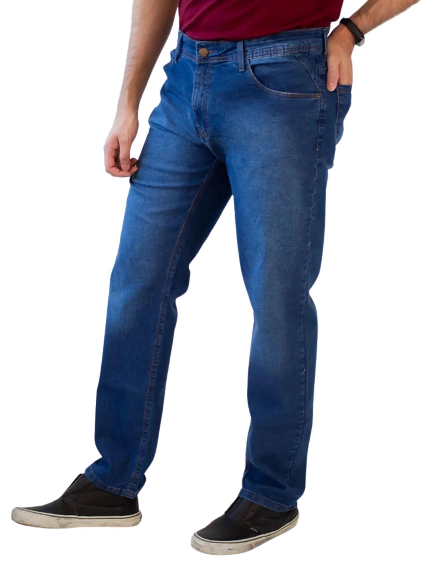 Calça Masculina Slim PLus Size Anticorpus  22451