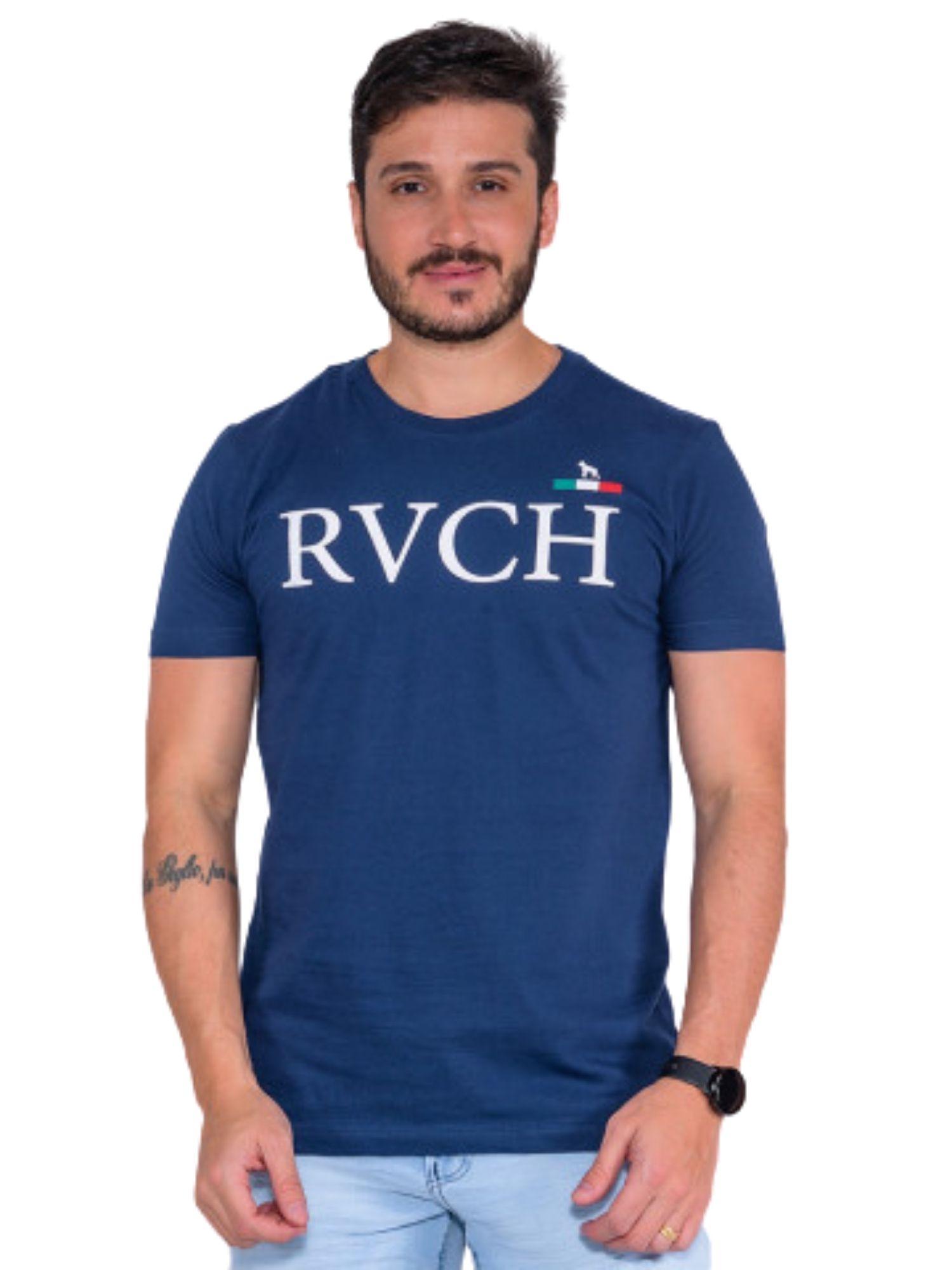 Camiseta Estampa Rvch Revanche  113528