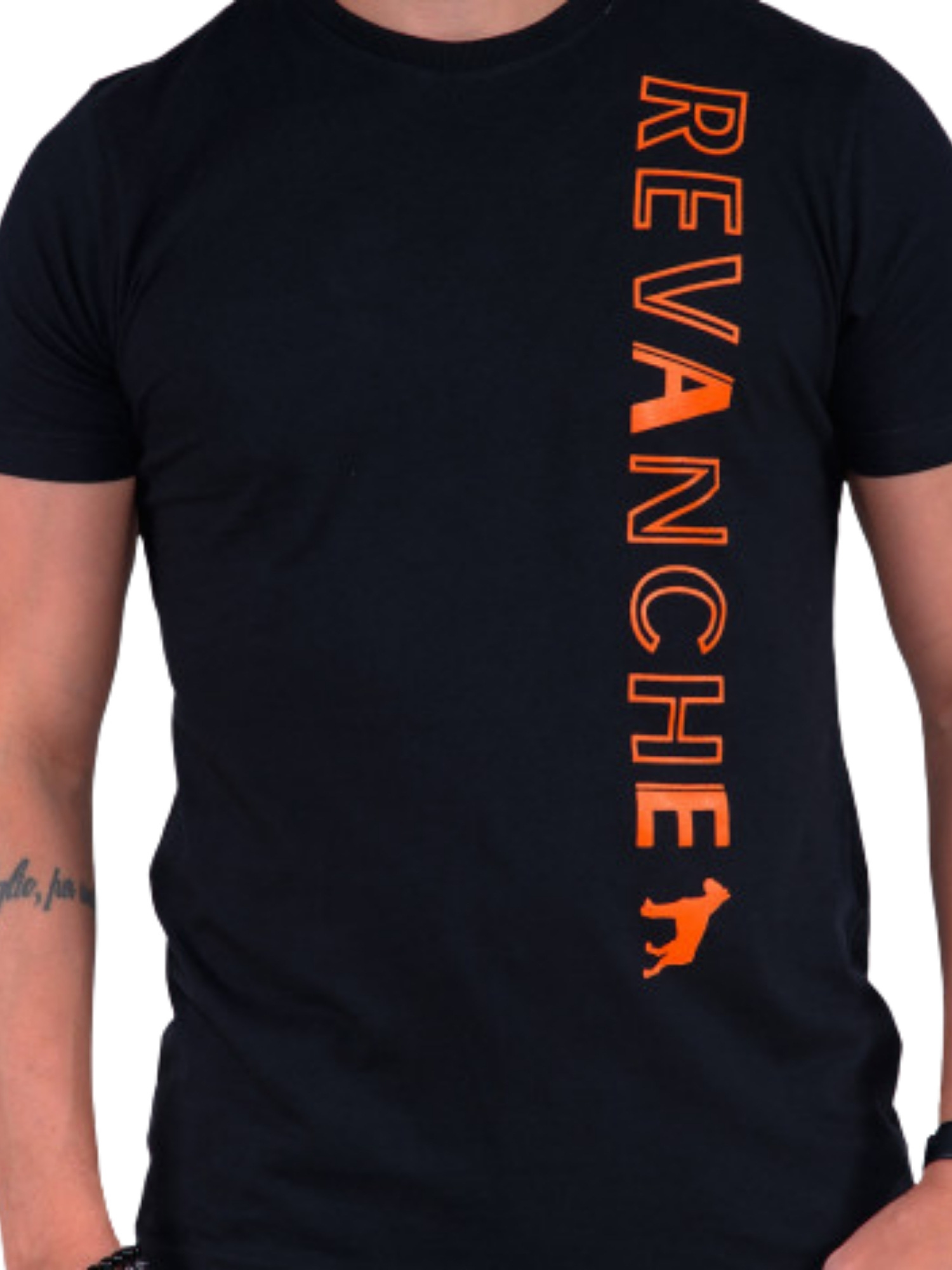 Camiseta Masculina Revanche  113438
