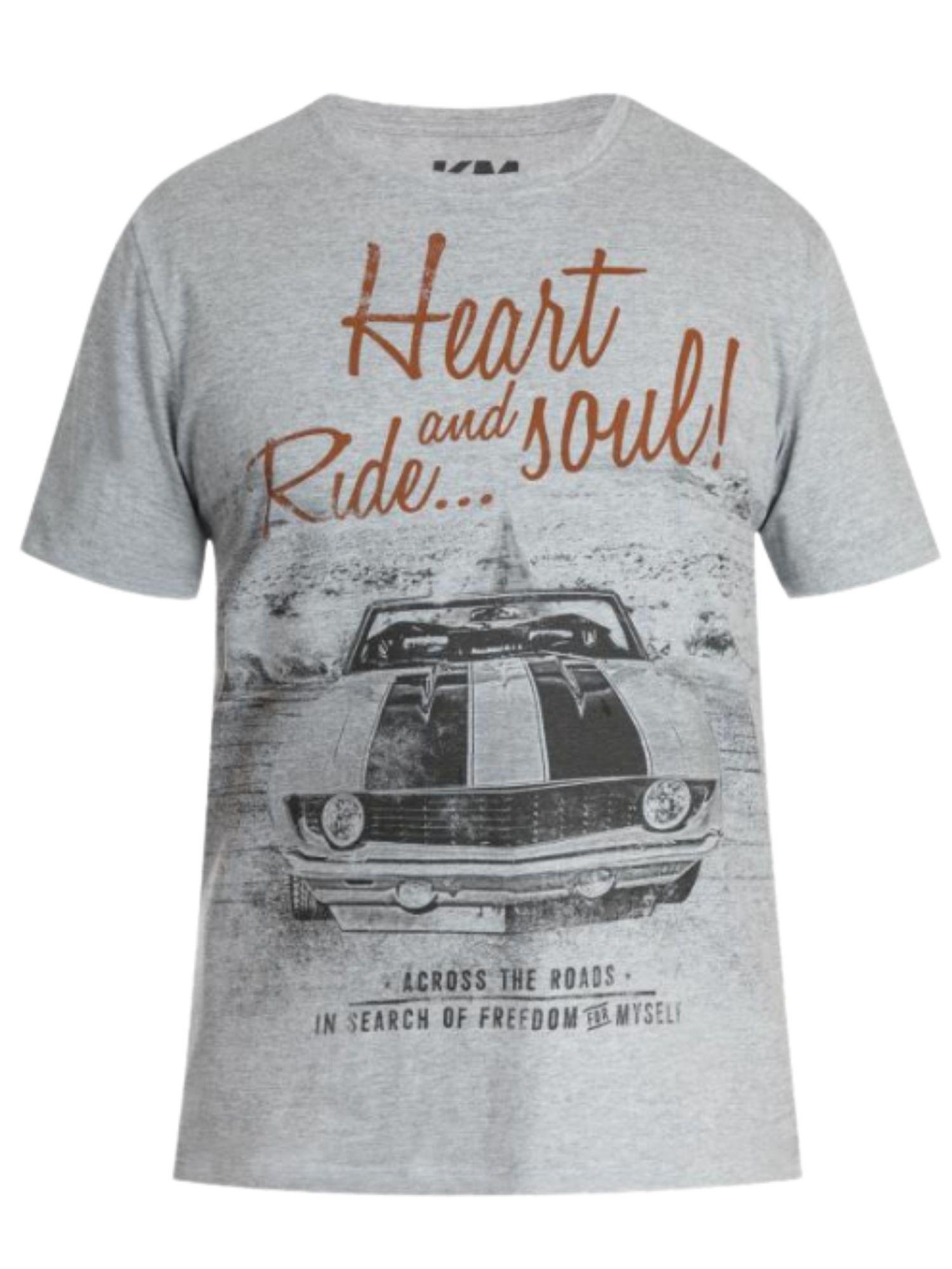 Camiseta Plus Size Estampada Kohmar  214171