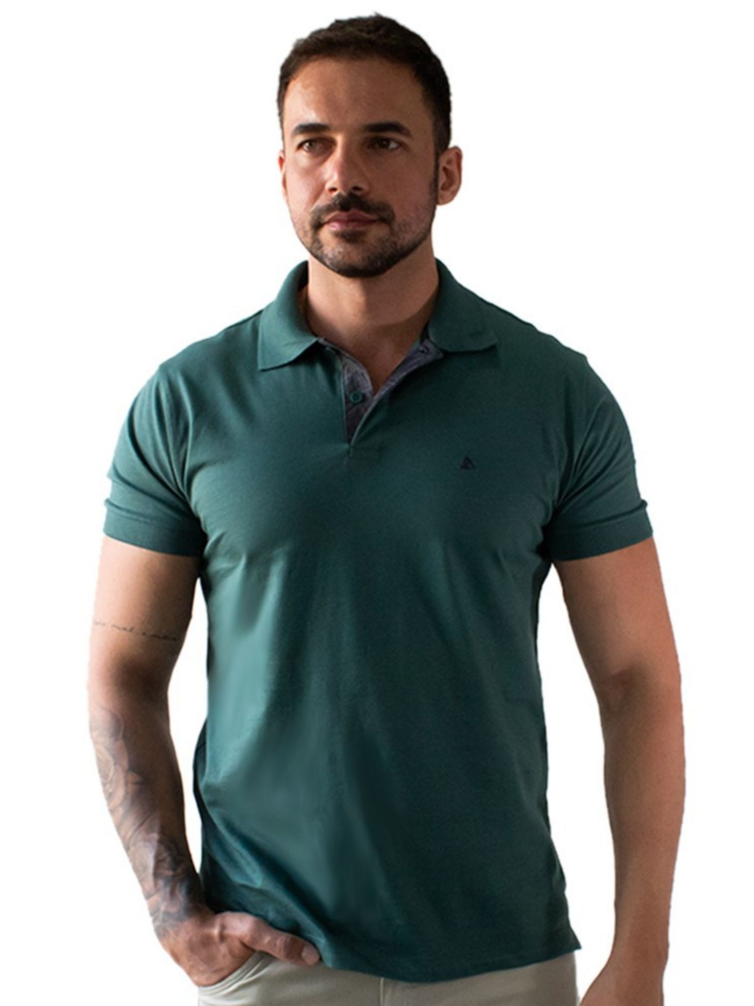 Camiseta Polo Basica Anticorpus 54000