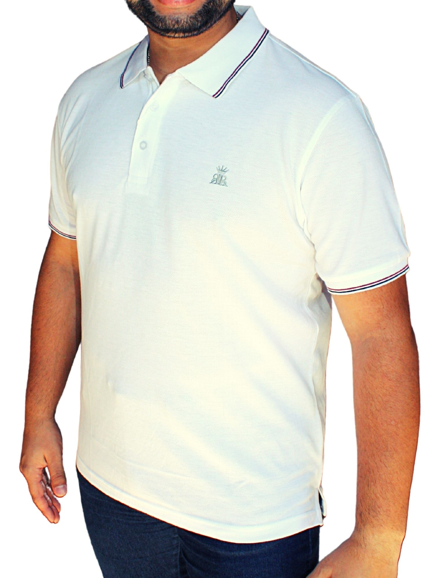 Camiseta Polo Broken Rules  120208