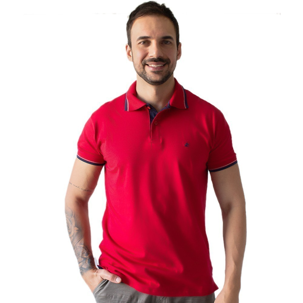 Camiseta Polo Risco Anticorpus 56000