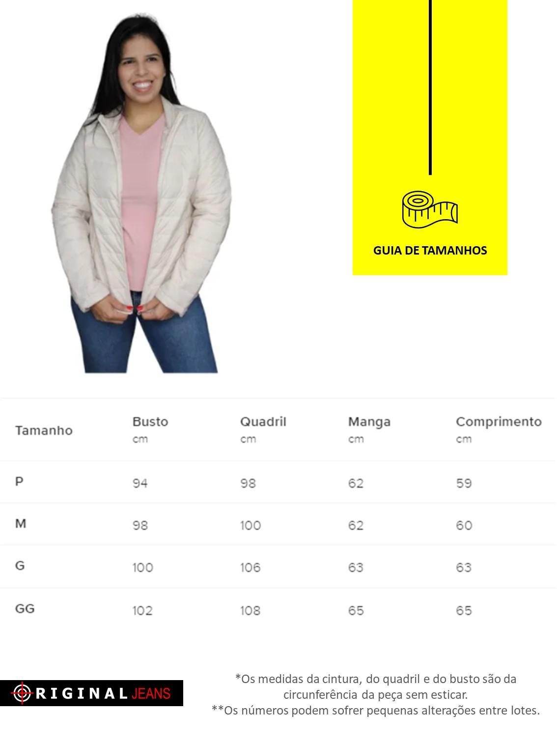 Jaqueta Feminina  Facinelli  620179