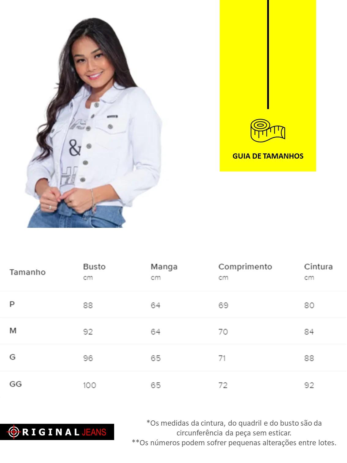 Jaqueta Feminina - Revanche  51470