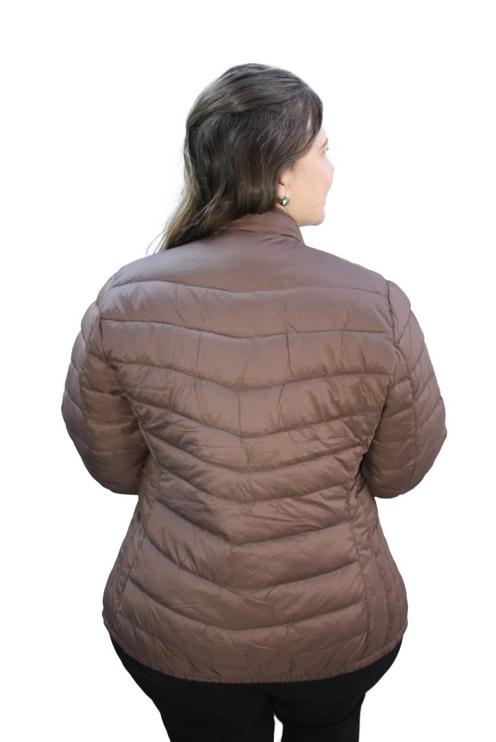 Jaqueta Puffer Plus Size 628006