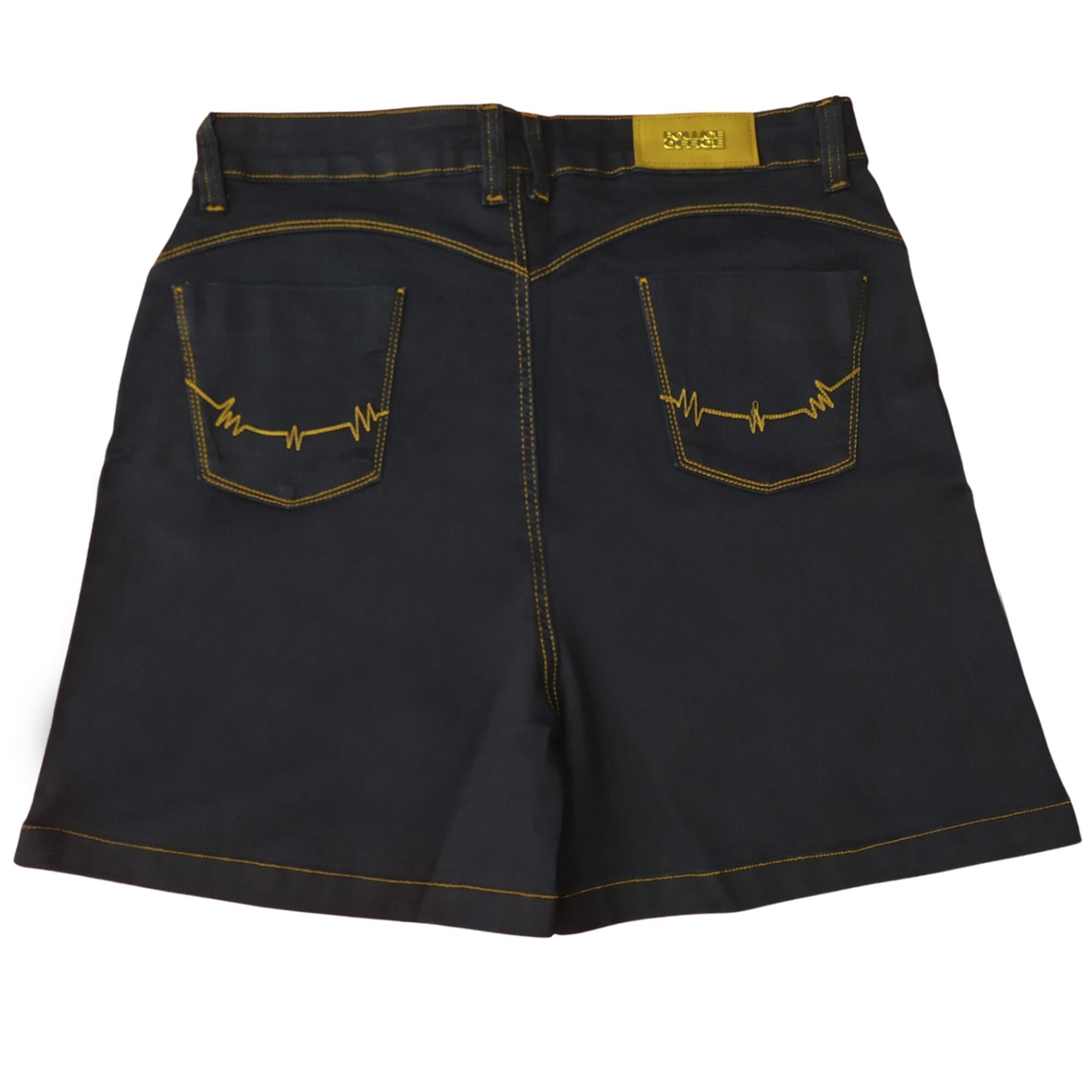 Bermuda Police Jeans 1011