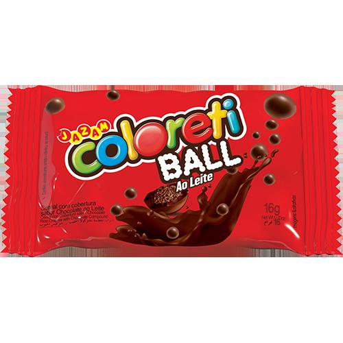COLORETI BALL 20X16G