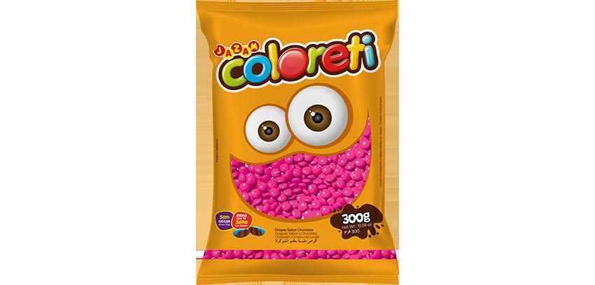COLORETI ROSA - 300G