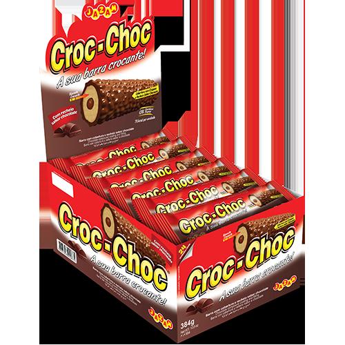 CROC-CHOC AO LEITE 24X16G