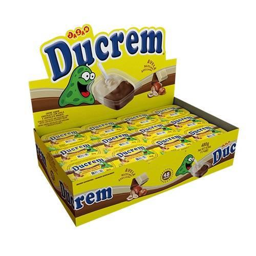 DUCREM AVELÃ - 600G