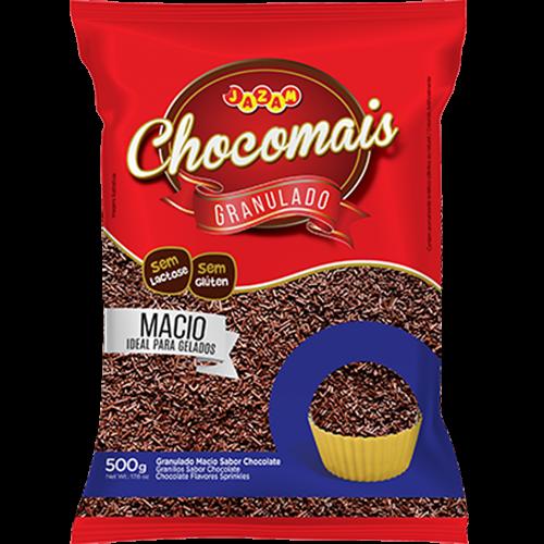 GRANULADO MACIO SABOR CHOC - 500G