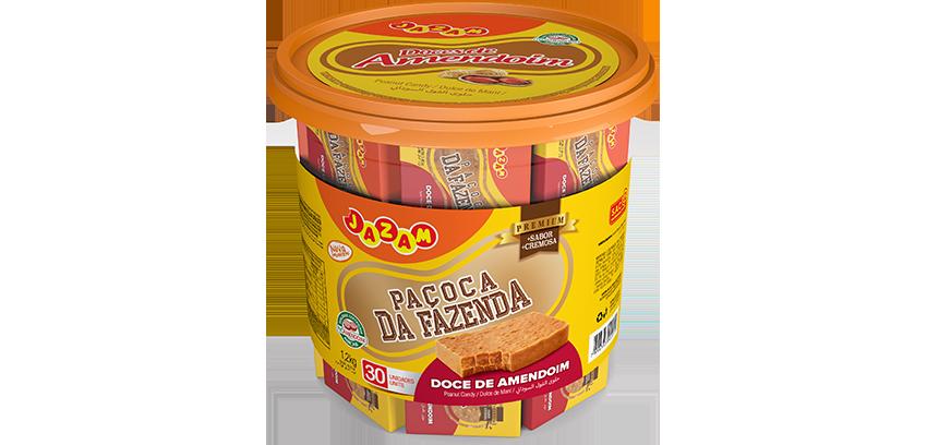 PACOCA DA FAZENDA PREMIUM 30X40G