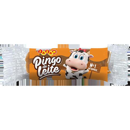 PINGO DE LEITE POTE 500G