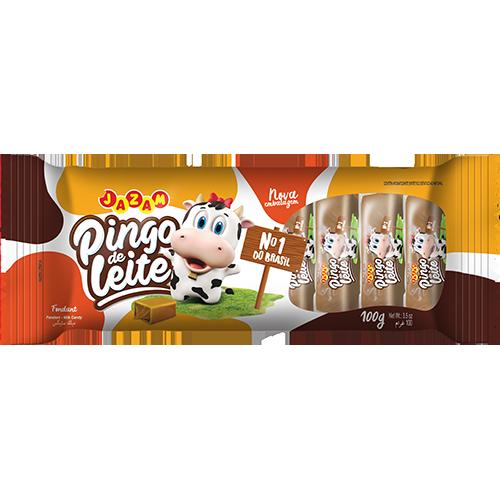 PINGO DE LEITE SM 100G