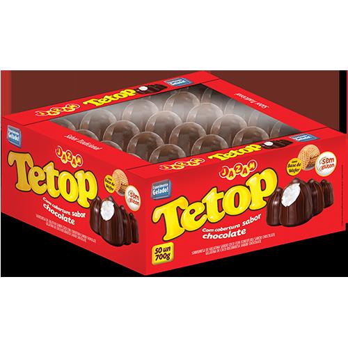 TETOP CHOCOLATE 50UN