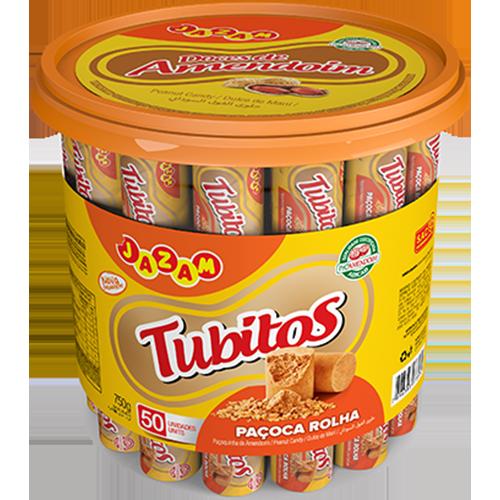 TUBITOS POTE 750G