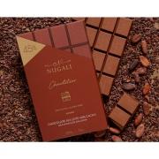BARRA CHOCOLATE AO LEITE 45% CACAU - 500GR