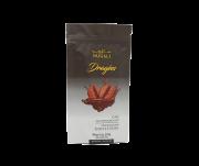 DRAGEE DE CAFE COM CHOCOLATE AO LEITE - 100G