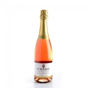 Espumante Conde de Foucauld Demi-Sec Rose 750ml