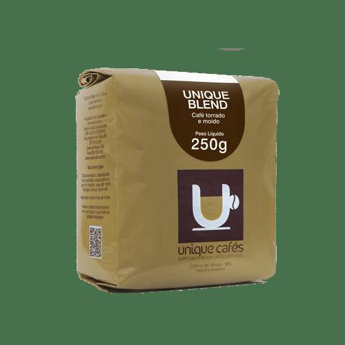 CAFE UNIQUE BLEND - 250G MOÍDO