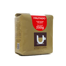 CAFE UNIQUE FRUTADO (MOIDO)  250 GRAMAS