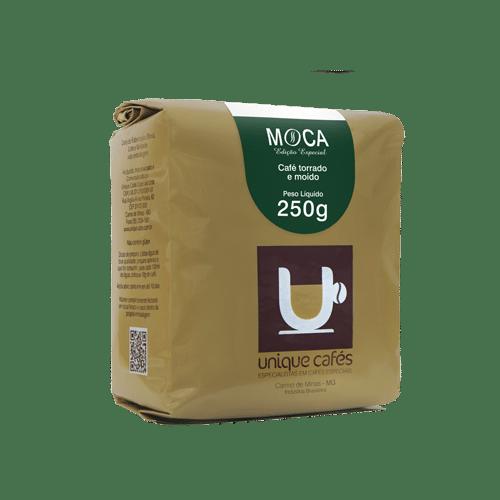 CAFE UNIQUE MOCA - 250G MOIDO