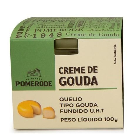 CREME DE GOUDA - POTE 100G