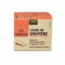 CREME DE GRUYERE - POTE 100G