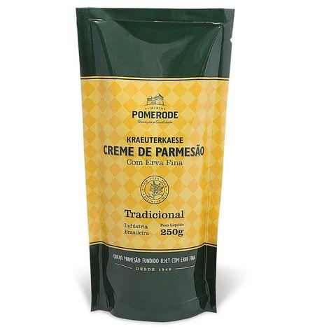 CREME DE PARMESAO KRAEUTERKAESE - SACHE 250G
