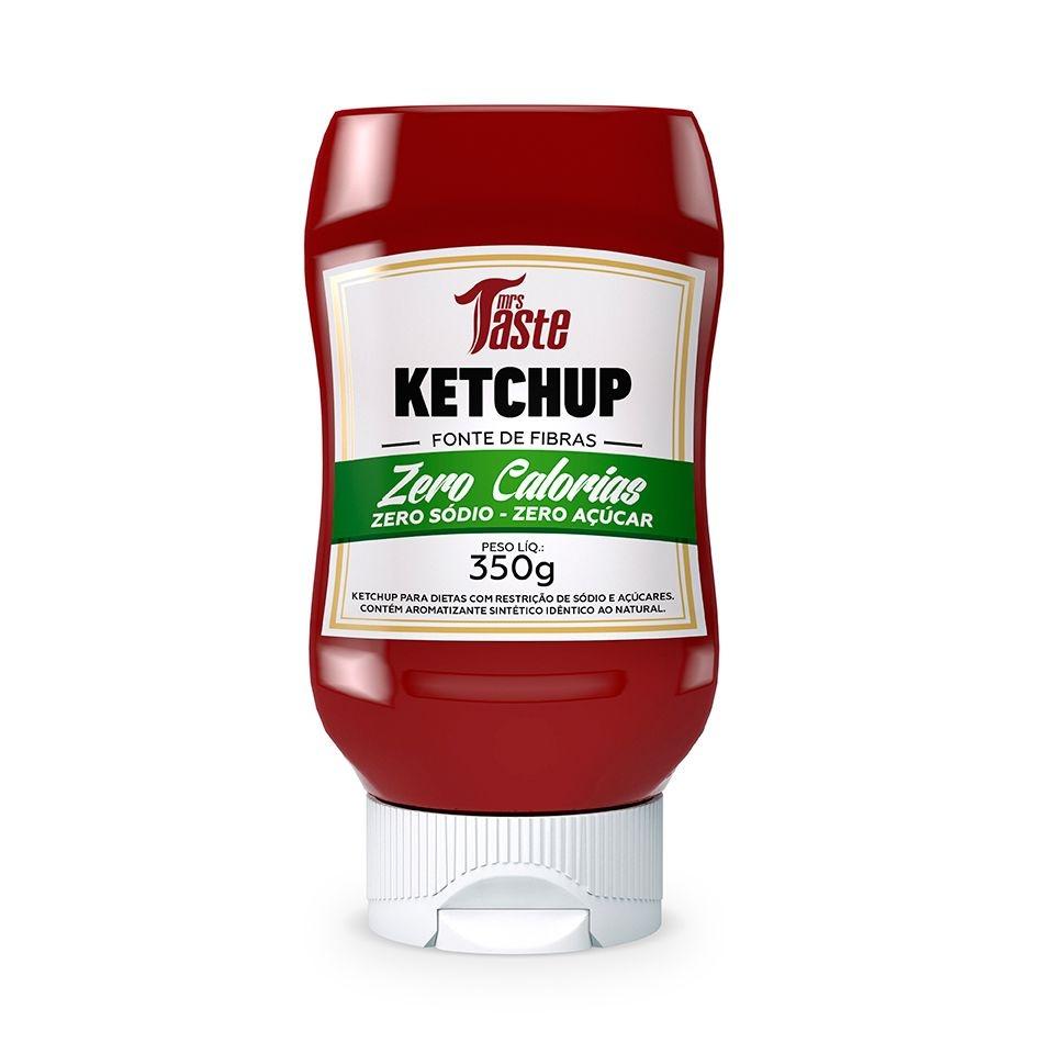 Ketchup - 350g - Mrs Taste