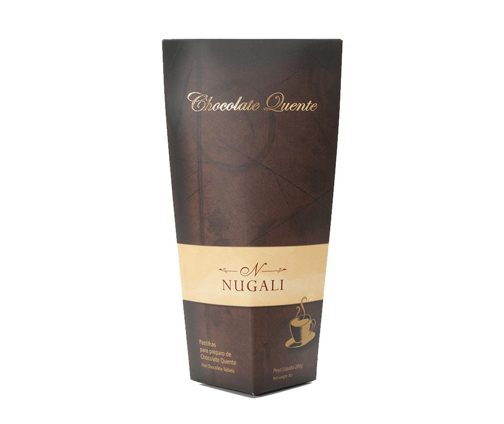 PASTILHAS PARA CHOCOLATE QUENTE - 200g