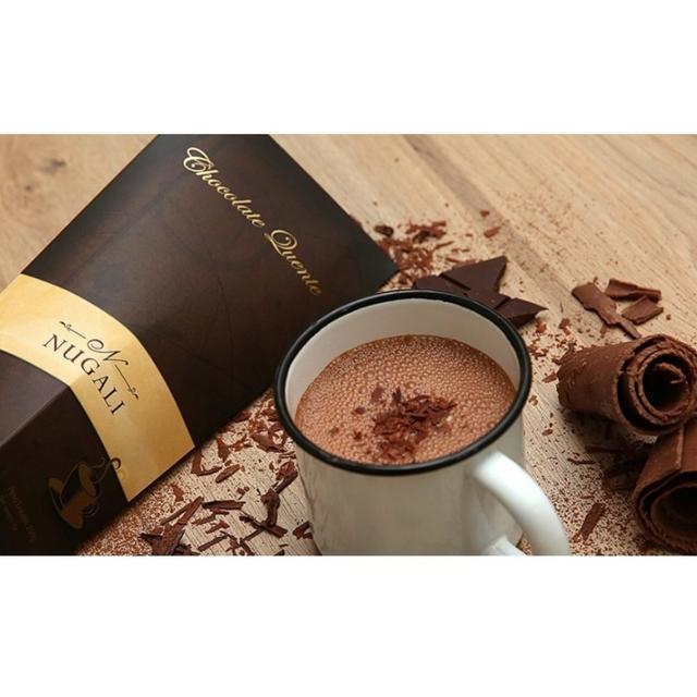 PASTILHAS PARA CHOCOLATE QUENTE - 200GR